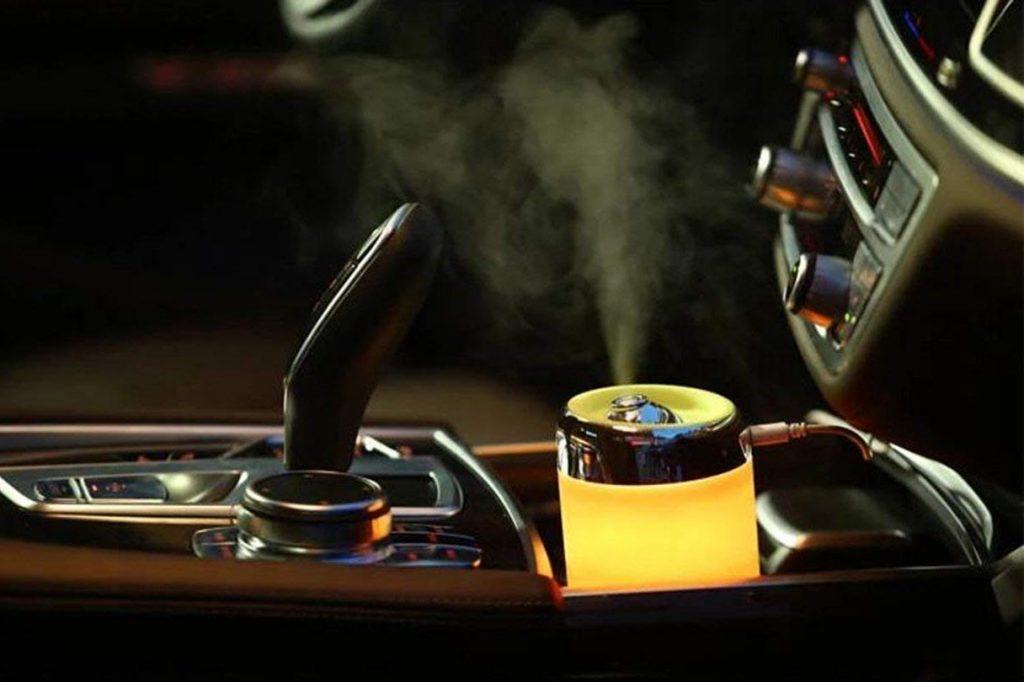 diffusore di oli essenziali con porta USB