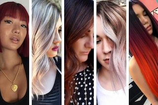 Colore capelli per l'inverno: 5 nuove tendenze da Instagram