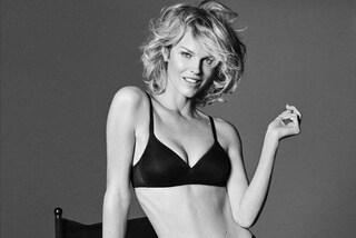 Eva Herzigova in intimo per Yamamay: a 45 anni ha ancora un corpo perfetto