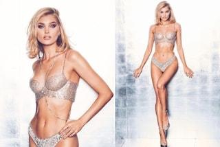 Il Fantasy Bra di Victoria's Secret con 2mila diamanti: il reggiseno prezioso da 1 milione