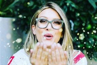 """Hilary Duff dopo il parto: """"Ho bevuto la mia placenta, il frullato era delizioso"""""""