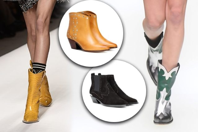 Camperos, come indossare gli stivali texani