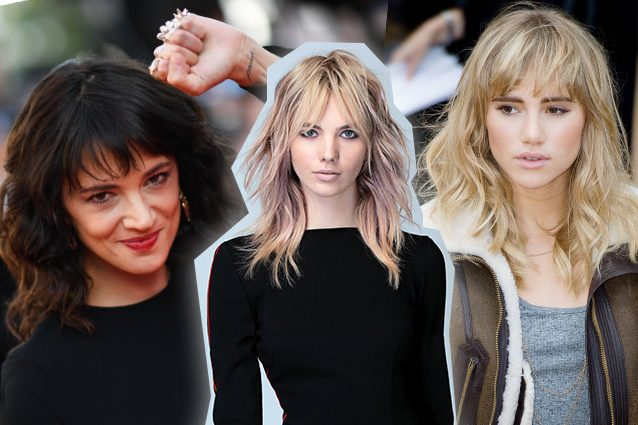 Il ritorno dello shag: il taglio di capelli più trendy ...