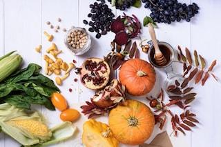 Cosa mangiare in autunno: 10 cibi sani che non possono mancare in tavola