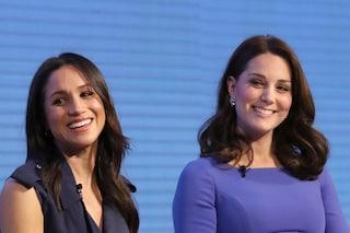 "Kate Middleton e Meghan Markle non vanno d'accordo: è ""guerra"" a Kensington Palace"