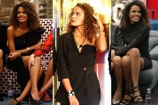 """Martina Hamdy, la """"Meteorina"""" del GF Vip che ama il total black"""