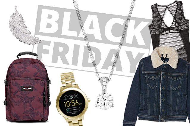 Il Black Friday è quel venerdì di fine novembre in cui nei negozi e online  ci sono centinaia di sconti su abiti e60c179305e