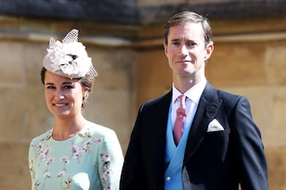 Arthur Michael William, il figlio di Pippa Middleton ha 3 nomi come un Royal Baby