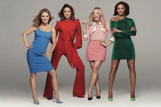 Spice Girls, il ritorno senza Victoria: look a colori per il lancio del tour
