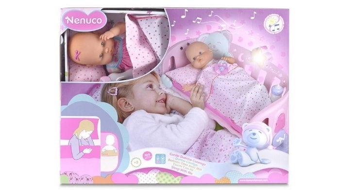 Bambola Nenuco Dormi con Me