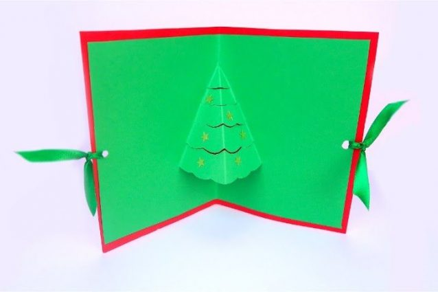 Biglietti Di Natale Fai Da Te 6 Idee Per Auguri Creativi E