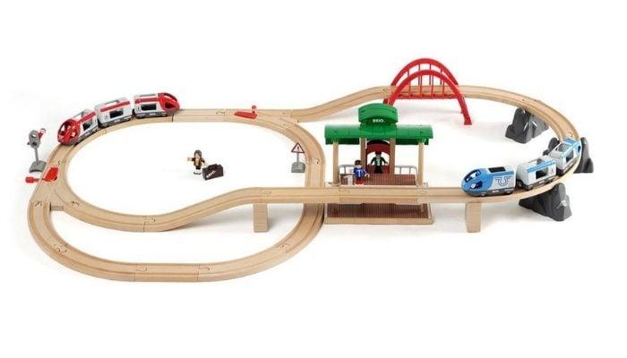 Brio Set Ferrovia con Scambio
