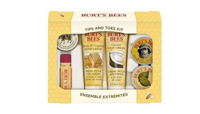 Burt's Bees Kit da regalo per mani e piedi