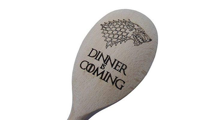 cucchiaio Game of Thrones