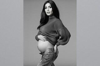 Federica Nargi mostra il pancione: ecco la prima foto della seconda gravidanza