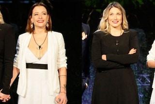 GF Vip, i look della finale: Silvia Provvedi mostra il seno, Benedetta con abito casto