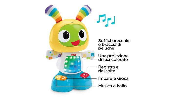 Fisher-Price Robottino Ballerino