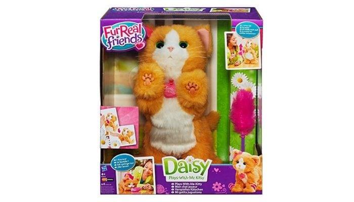 FurReal - Daisy, la gattina che gioca con te