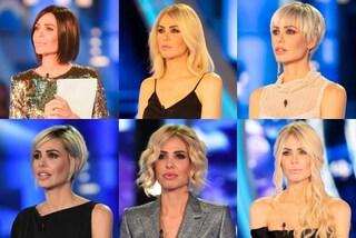 GF Vip, tutte le parrucche di Ilary Blasi: ecco i cambi look della presentatrice