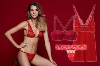 Rosso a Capodanno 2019: il colore portafortuna su abiti e intimo per l'ultima notte dell'anno