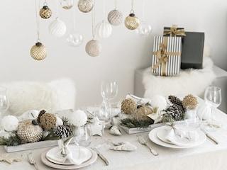 Come apparecchiare la tavola di Capodanno 2019: le idee per decorarla e renderla unica