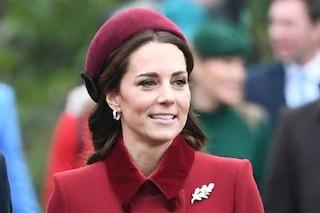 Kate Middleton come Meghan Markle: ecco perché anche lei ha infranto l'etichetta a Natale