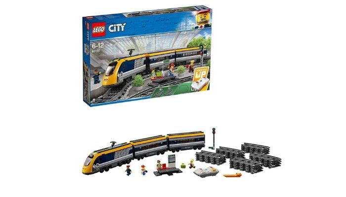 Lego City Treno Passeggeri