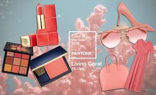 Living Coral è il colore Pantone del 2019: come indossarlo e i prodotti make up