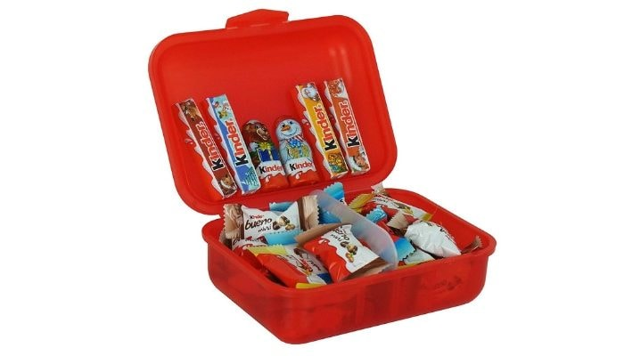 lunch box kinder