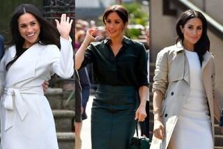 Effetto Meghan Markle: gli abiti e gli accessori della principessa andati sold-out nel 2018