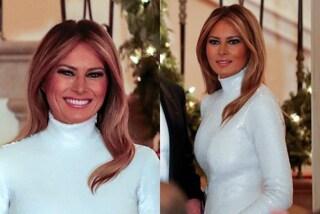Melania Trump diventa bionda: ecco il nuovo colore di capelli della First Lady