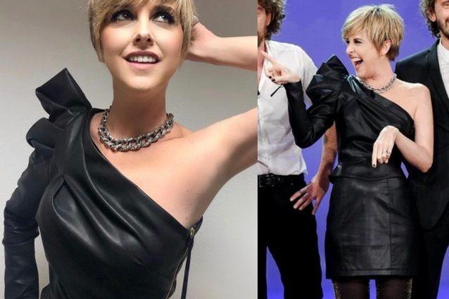 Pelle E Abito Le Con In Iene RockA Versione Nadia Catena Toffa Di srtxhQdC