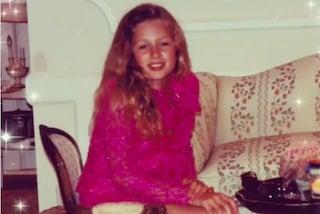 La foto di Paris Hilton da bambina: anche a 10 anni indossava solo abiti firmati