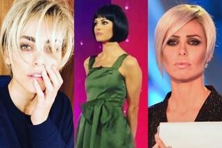 Ilary Blasi lancia la parrucca mania: da Bianca Guaccero a Miriam Leone tutte con i capelli finti