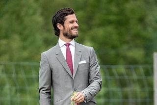 Carlo FiIippo di Svezia, il principe che fa impazzire tutte con fascino e dolcezza