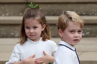 I principini George e Charlotte hanno una dolce tradizione natalizia: ecco qual è