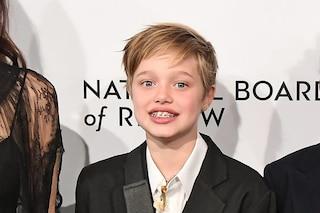 Shiloh Jolie, la figlia di Brad Pitt e Angelina Jolie, è gender variant: ecco cosa significa