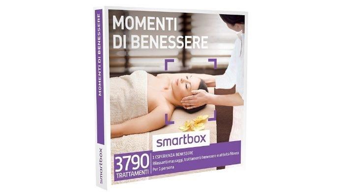 Smartbox Momenti di Benessere