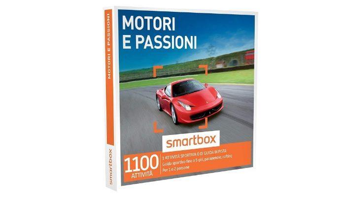smartbox motori e passioni