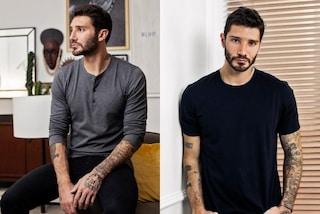 Stefano De Martino in intimo: è lui il digital ambassador di Intimissimi
