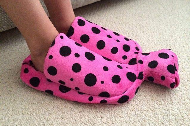 migliori pantofole riscaldanti