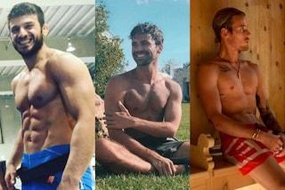 Aaron Nielsen, Capparoni e gli altri sexy boys: la carica dei belli all'Isola dei Famosi 2019