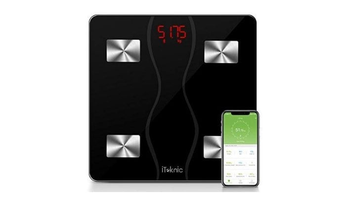 Bilancia pesapersone iTeknic Smart