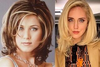 """La Ferragni rilancia il """"taglio alla Rachel"""": i nuovi capelli di Chiara"""
