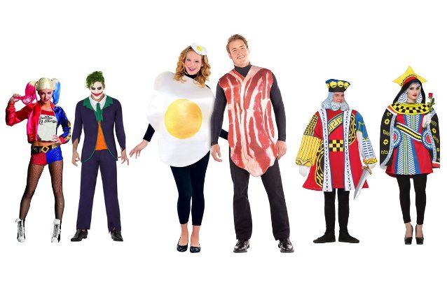 ultimo di vendita caldo aspetto elegante elegante nello stile Costumi di Carnevale di coppia: 15 travestimenti divertenti ...