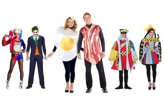 Costumi di Carnevale di coppia: 15 travestimenti divertenti e originali