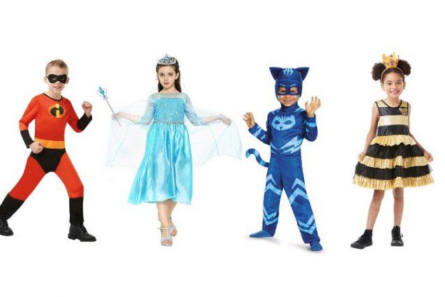 costumi di carnevale per bambini 2019 ... eba9f5873db