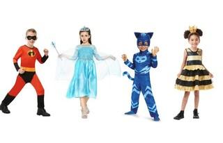 Carnevale 2019: le novità dei costumi per bambini
