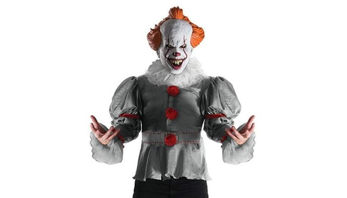 costume di carnevale Pennywise