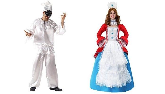 costumi di carnevale tradizionali